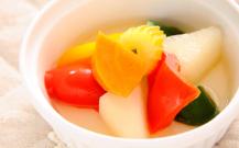 彩り野菜のミックスピクルス